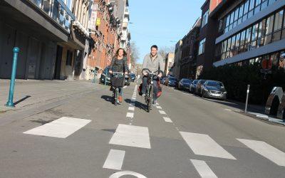 Mobilité à Charleroi : de la douceur avant toute chose